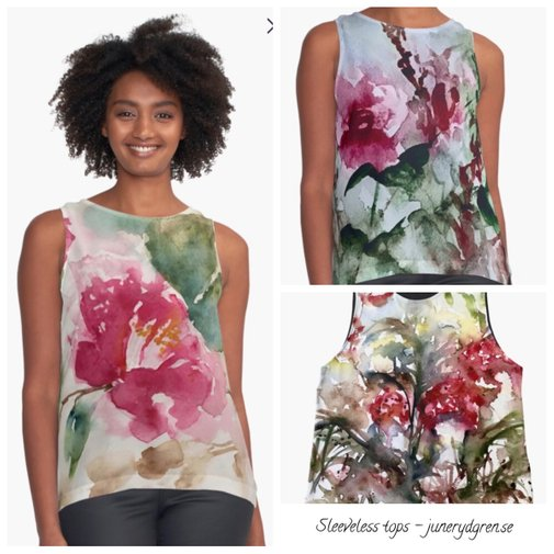 Clothing from June Art & Design